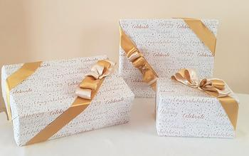 Professional Gift Wrapping In London Presentation boxes for gifts